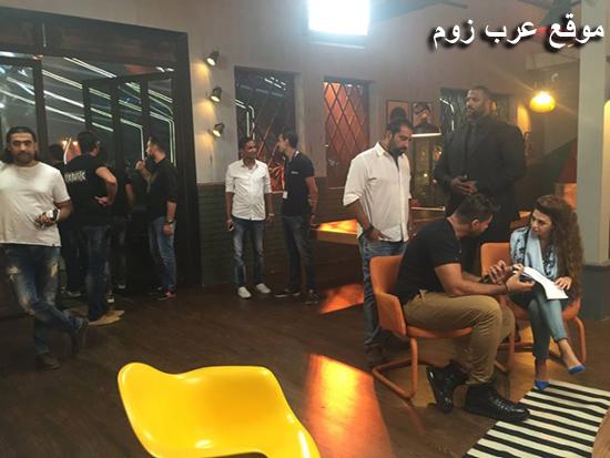 برنامج ميكس ميوزك على قناة دبي ميريام فارس