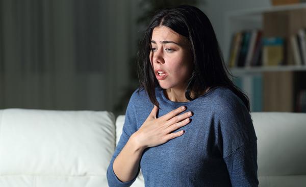 اسباب مرض الربو