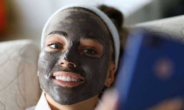 طريقة تبييض بشرة الوجه ماسك البحر الميت