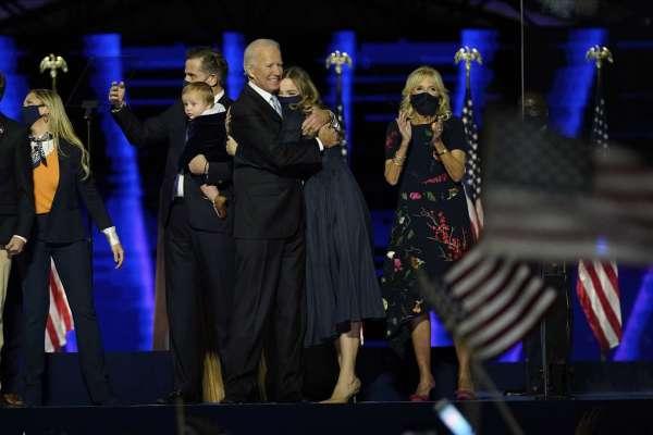 الرئيس الأمريكي الجديد جو بايدن